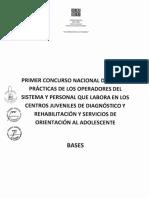 Bases -Concurso Nacional de Buenas Prácticas