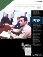 Minolta Di 3010 Brochure