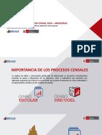 Presentacion Proceso Censal 2016-AMAZONAS