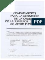 Comparadores Calidad Superficie SCRATA A802