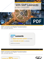 OpenSAP Iot3 Week 2 All Slides