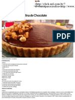 Torta Natalina de Chocolate _ Melhor Pra Você _ RedeTV!