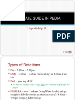 Ultimate Guide in Pedia(1)