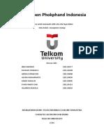 Tugas Manajemen strategi Charoen Pokphand