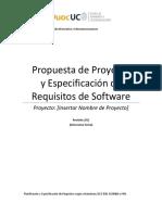 Informe-ERS-Especificacion de Requisitos Del Software