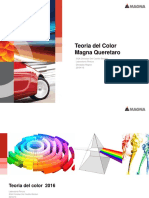 Teoria Del Color Magna 2016