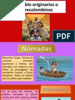 Pueblos Originarios Del Norte
