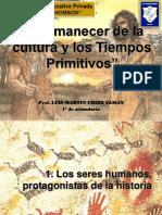 Los Tiempos Primitivos.ppt