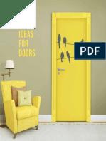 Apcolite Ideas for Doors