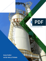 Sulfuric Acid Solutions