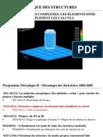 STRUCTURES COMPLEXES LES ELEMENTS FINIS.pdf