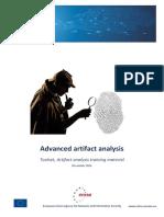 Advanced Artifact Handling Toolset