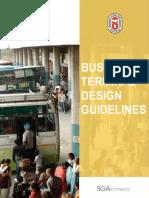 Bus Terminal Design Guidelines