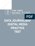 2017 Data Journalism/Digital Media Test Answer Key