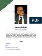 Leonardo Polo