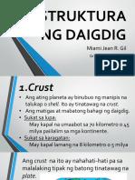 Istruktura Ng Daigdig