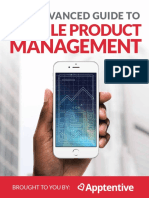 The Advanced Guide to Mobile Product Management