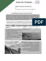 5Basico - Guia Trabajo Historia - Guia de Zonas de Chile