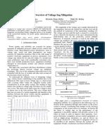 Overview of Voltage Sag Mitigation