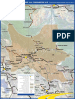 Mapa ABC Cochabamba 2015