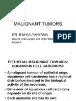Malignant Tumors