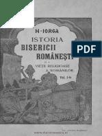 Nicolae Iorga ISTORIA BISERICII ROMANESTI Vol. I.pdf