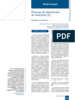 392-145 Proceso de Fabricación de Bioetanol (II)
