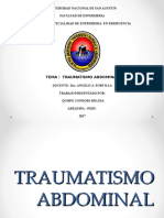 Exposicion Trauma Abdominal Final