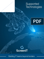 Manual de tecnologías