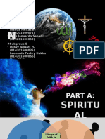 Religion - Spiritual Path between 4 religion / Human Being in Science & Technology VS 4 Religion