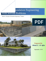 Basics of Foundation Engineering With Solved Problems