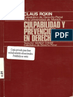 ROXIN, Claus. Culpabilidad y prevencion en derecho penal.pdf