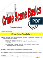 crimescenebasics