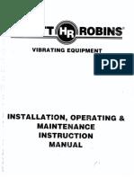 Manual Mantenimiento_HEWITT ROBINS