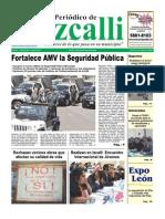 Periódico de Izcalli, Ed. 609, Julio de 2010