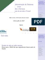Aula4 - Intro. Adm. de Sistemas Linux - Módulo 2