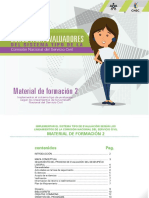 Material Formacion extra
