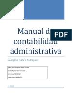 Manual de Contabilidad Administrativa