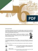 Español y Matemáticas. Cuadernillo de Trabajo. Sexto Grado