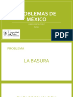 Problemas de México