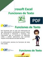 2- Funciones de Texto
