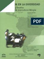 Educación en La Diversidad Experiencias y Desafíos en EBI