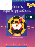 Macintosh Repair & Upgrade Secrets 1990