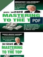 Mastering Your Way to the Top - Joe Girard