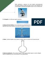 50 Instrumentos de Laboratorio de Biolog