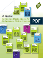 Jp Medical Postgraduate Leaflet