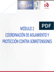 Coordinacion de Aislamiento y DPS M2