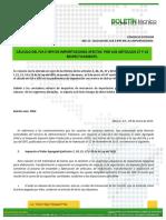 002-15 Calculo Del Iva e Ieps en Importaciones Por La Entrada en Vigor de Las Reformas a Los Articulos 27 y 15 Respectivamente