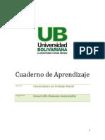 Cuaderno Desarrollo Humano Sustentable Final