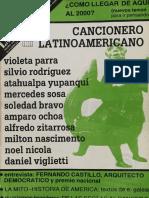 Cancionero Latinoamericano 1